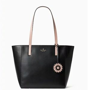 Kate Spade Rosa Medium Leather Tote NWT